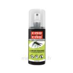 Acheter Cinq sur Cinq Zones Tempérées Lotion anti-moustique 100ml à CANALS