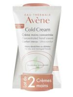 Avène Eau Thermale Cold Cream Duo Crème Mains 2x50ml à CANALS