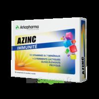 Azinc Immunité Tri Couches Comprimés B/30 à CANALS