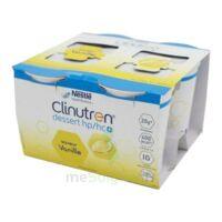 Clinutren Dessert 2.0 Kcal Nutriment Vanille 4cups/200g à CANALS