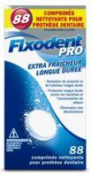 Fixodent Pro Comprimés Nettoyant Fraîcheur Longue Durée Pour Prothèse Dentaire B/88 à CANALS