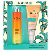 Nuxe Sun Eau Délicieuse Parfumante 100ml+shampoing Douche à CANALS