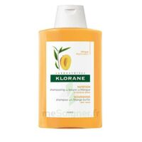 Klorane Beurre De Mangue Shampooing Cheveux Secs 200ml à CANALS