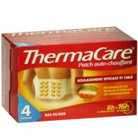 THERMACARE, pack 4 à CANALS