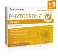 Phytobronz Solaire Caps Tous Types De Peaux B/30 à CANALS