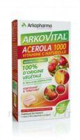 Arkovital Acérola 1000 Comprimés à Croquer B/30 à CANALS