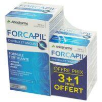 Forcapil Gélules croissance vitalité cheveux ongles B/180+60 à CANALS