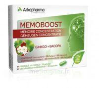 Memoboost Ginkgo + Bacopa Gélules B/30 à CANALS