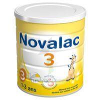 NOVALAC 3 Lait de croissance B/800g à CANALS