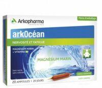 Arkocean Magnesium Marin Solution buvable caramel 20 Ampoules/10ml à CANALS