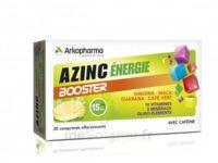 Azinc Energie Booster Comprimés effervescents dès 15 ans B/20 à CANALS