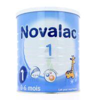 NOVALAC 1 Lait en poudre 1er âge B /800g à CANALS