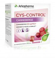 Cys-Control 36mg Poudre orale 20 Sachets/4g à CANALS