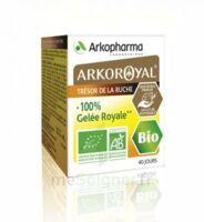 Arkoroyal 100% Gelée royale bio Gelée Pot/40g à CANALS