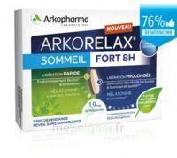 Arkorelax Sommeil Fort 8H Comprimés B/15 à CANALS