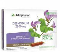 Arkofluide Bio Ultraextract Desmodium Solution buvable 20 Ampoules/10ml à CANALS