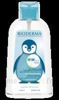 Abcderm H2o Solution Sans Rinçage Nettoyante Bébé Fl Pompe/1l à CANALS