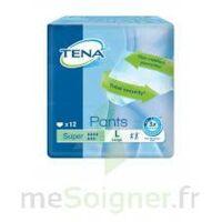 Tena Pants Super Slip Absorbant Incontinence Urinaire Large Sachet/12 à CANALS