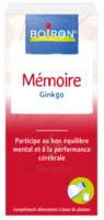 Boiron Mémoire Ginkgo Extraits De Plantes Fl/60ml à CANALS