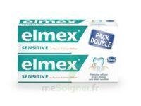ELMEX SENSITIVE DENTIFRICE, tube 75 ml, pack 2 à CANALS