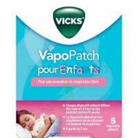 VICKS VAPOPATCH ENFANTS à CANALS