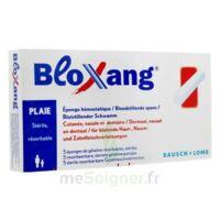 BLOXANG Eponge de gélatine stérile hémostatique B/5 à CANALS