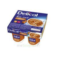 DELICAL RIZ AU LAIT Nutriment caramel pointe de sel 4Pots/200g à CANALS