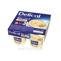 Delical Riz Au Lait Nutriment Vanille 4pots/200g à CANALS