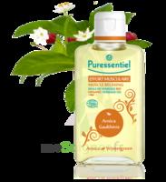 Puressentiel Articulations & Muscles Huile de massage BIO** Effort Musculaire - Arnica - Gaulthérie - 100 ml à CANALS
