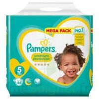 Pampers New Baby T5 - 11-23kg Megapack à CANALS