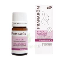 PRANAROM FEMINAISSANCE Huile de massage accouchement harmonieux à CANALS