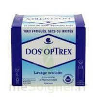 DOS'OPTREX S lav ocul 15Doses/10ml à CANALS