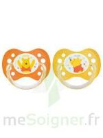 Dodie Disney sucettes silicone 0-6 mois Winnie Duo à CANALS