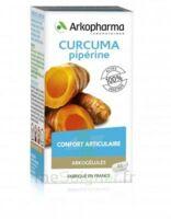 Arkogelules Curcuma Pipérine Gélules Fl/45 à CANALS