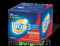 Acheter Bion 3 Défense Junior Comprimés à croquer framboise B/30 à CANALS