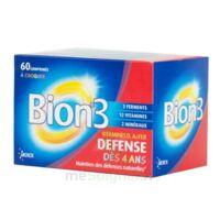 Acheter Bion 3 Défense Junior Comprimés à croquer framboise B/60 à CANALS