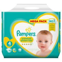 PAMPERS PREMIUM PROTECTION MEGA PACK 9-14KG à CANALS