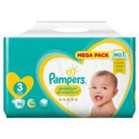 PAMPERS PREMIUM PROTECTION MEGA PACK 6-10kg à CANALS