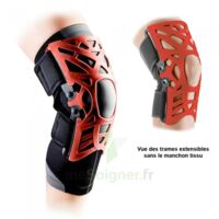 Donjoy Reaction Genouillère fémoro-patellaire Rouge XS/S à CANALS