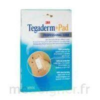 Tegaderm + Pad, 5 Cm X 7 Cm , Bt 5 à CANALS