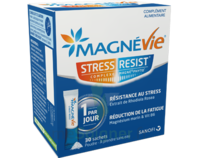 Magnevie Stress Resist Poudre orale B/30 Sticks à CANALS