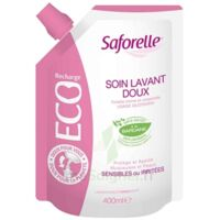 Saforelle Solution soin lavant doux Eco-recharge/400ml à CANALS