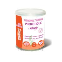 Florgynal Probiotique Tampon périodique avec applicateur Mini B/9 à CANALS