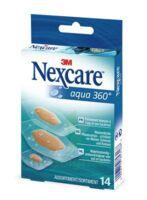 Nexcare Aqua 360° Pansements 3 tailles B/14 à CANALS