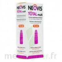 NEOVIS TOTAL MULTI S ophtalmique lubrifiante pour instillation oculaire Fl/15ml à CANALS