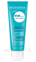 ABCDerm Cold Cream Crème visage nourrissante 40ml à CANALS