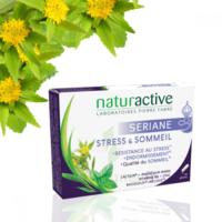 Seriane Stress & Sommeil Gélules B/30 à CANALS