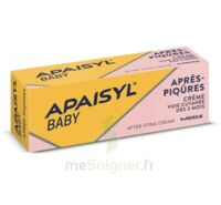 Apaisyl Baby Crème irritations picotements 30ml à CANALS