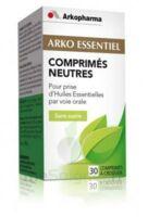 Arko Essentiel Comprimés à croquer neutres B/30 à CANALS