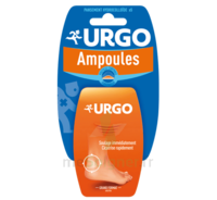 Urgo Ampoule Pansement seconde peau talon B/5 à CANALS